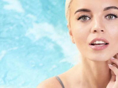 skincare products electronic devices